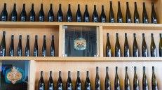 Kelowna Tantalus wine wall